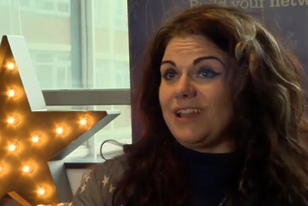 Caitlin Moran: Hiive video