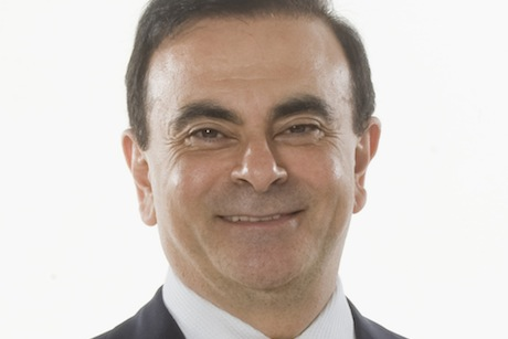 Carlos Ghosn: also chief executive of Nissan's sister company Renault