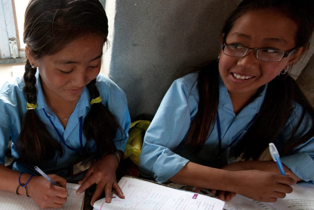 Childreach International: Running the the Taught Not Trafficked campaign