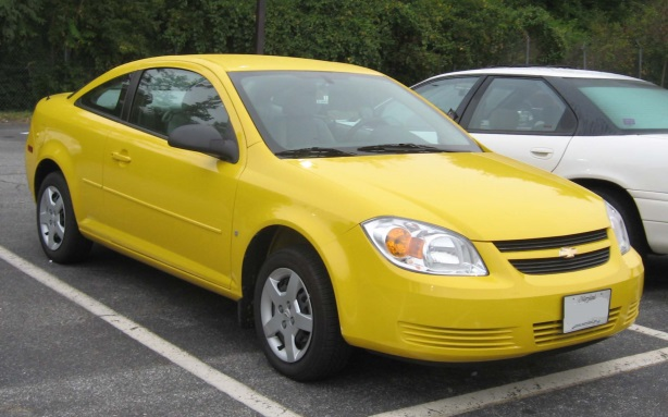 Chevrolet's Cobalt model