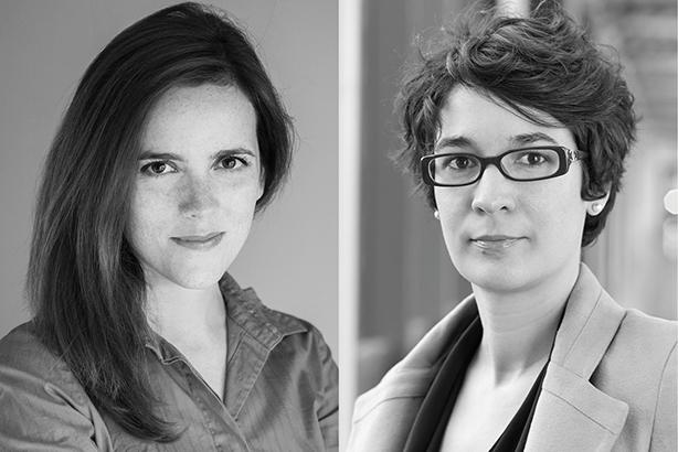 New venture: Gaillard (l) and Mahe create Consultancy 32