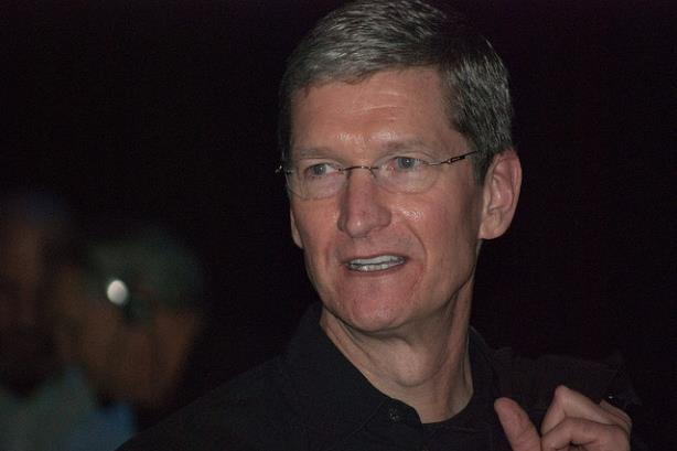 Apple CEO Tim Cook: Email to Mad Money presenter Jim Cramer