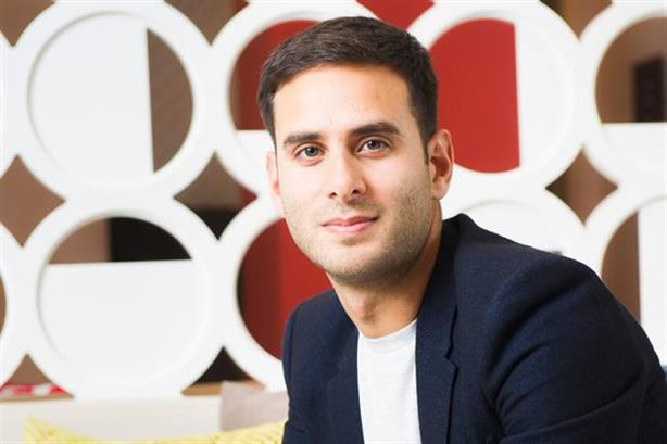 Justin Cooke: founded Innovate7 after jobs with Stella McCartney, Burberry and Topshop