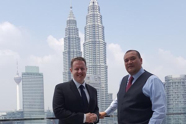 Neil Fraser and Stuart Rosman Tan