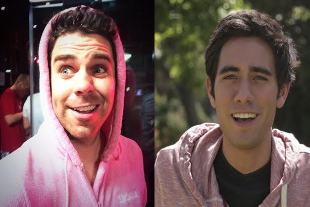 Ry Doon and Zach King.