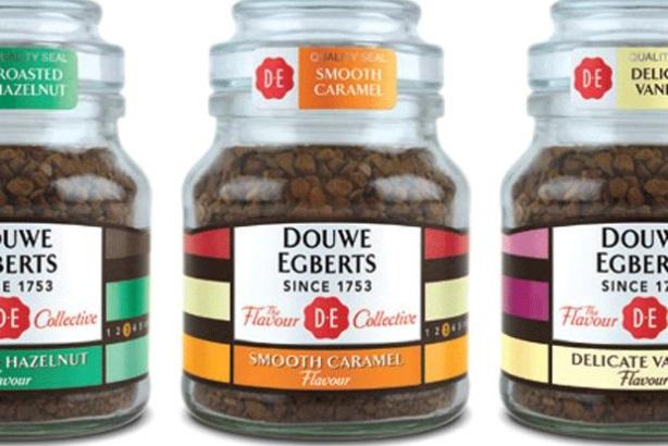 Douwe Egberts, a DE Master Blenders coffee brand