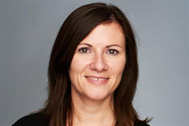 Louise Evans: global comms director at Dentsu Aegis Network.