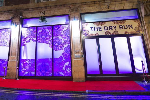 'Dry Run': Royal Caribbean's pop-up restaurant