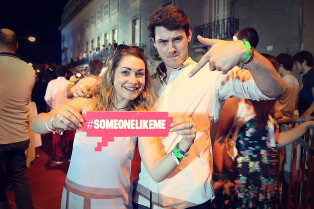 Going global: The Someone Like Me campaign