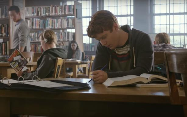 Screenshot: The 'Evan' campaign for Sandy Hook Promise