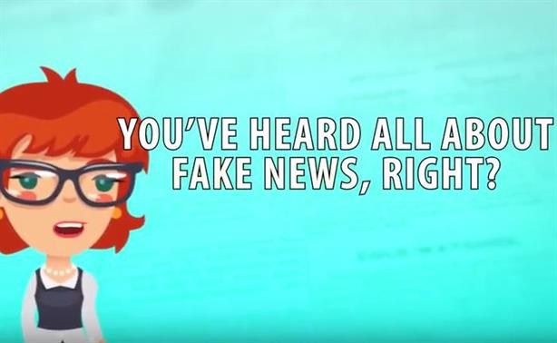 News Media Association has launched a campaign to fight fake news