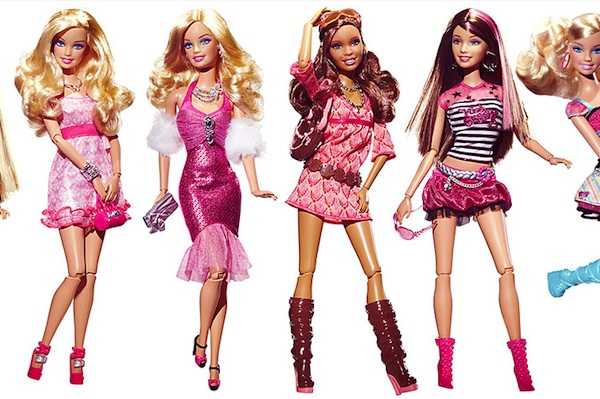 Mattel announced Barbie will be updated with new body shapes and more diversity (Charles R/Flickr)