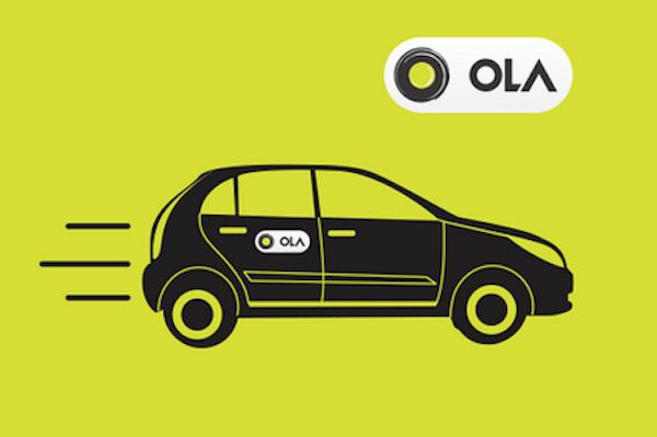 Ola and Uber are fighting it out in India, in the bike market