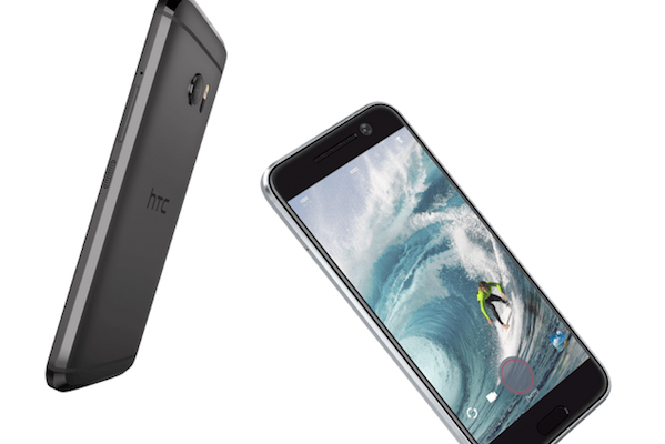 HTC has released its latest HTC 10 smartphone (source: HTC)