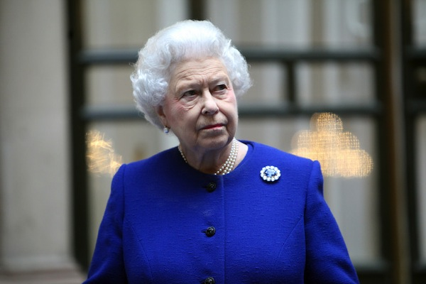 "Queen Elizabeth called the Chinese delegation ""very rude"" and it was caught on camera (FCO/Flickr)"