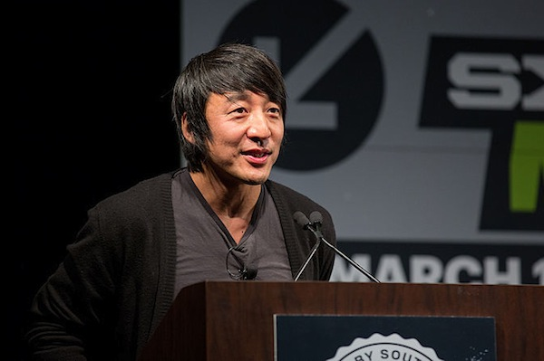 Alex Chung, CEO of Giphy. The company has plans to monetise its offering. (Alex Chung Giphy/Wikimedia Commons)