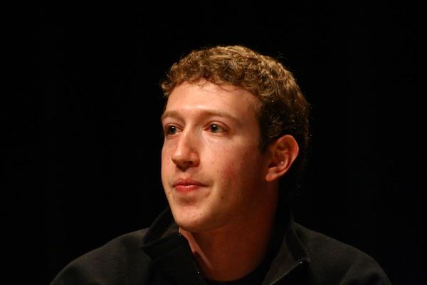Mark Zuckerberg's Twitter, Instagram and Pinterest accounts were briefly hacked. (Jason McELweenie/Flickr)