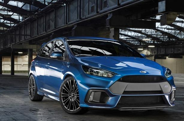 New model: The Ford Focus RS