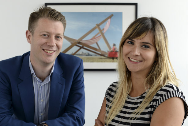 Ling (left) and Longdin have teamed up to grow the Midlands business