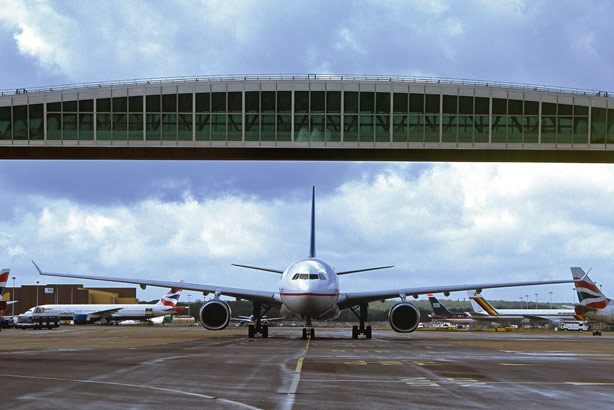 Gatwick Airport: pushing for a second runway