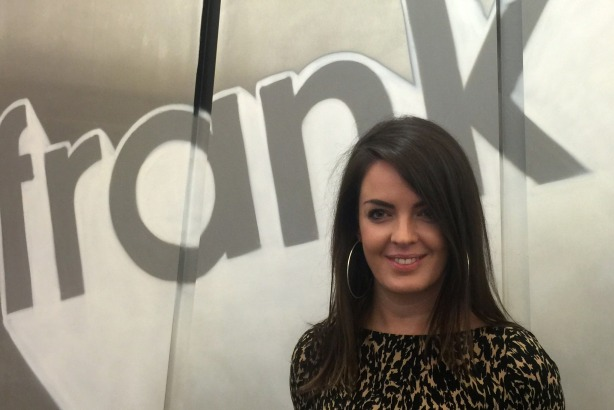 Claire Morrison: General manager of McFrank in Glasgow