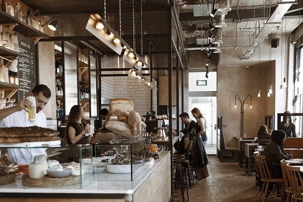 Grind & Co: Has opened sites in Soho and Holborn
