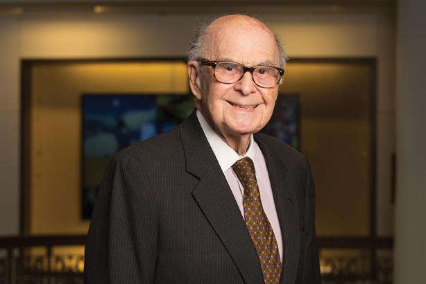 "Harold Burson: ""Nixon turned PR into a dirty word."""