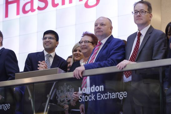 Hastings: The motor insurer aims to raise £180m through its IPO