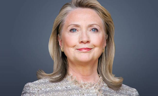Hillary Clinton (Image via Emily's List's Facebook page).