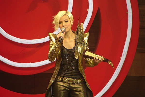 Denise Ho has criticised Lancome for cancelling the concert. (Verity/Flickr)