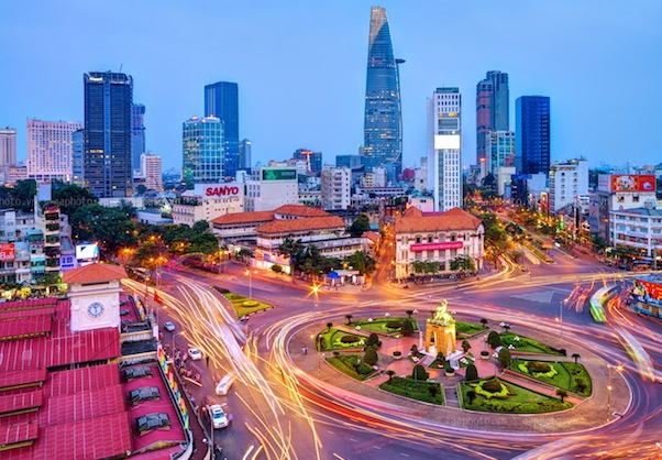 Ho Chi Minh city: A high-octane city that is spearheading Vietnam's commerical development