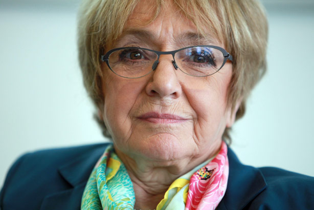 Margaret Hodge: Led political attacks on Starbucks (Credit: Richard Garnder/REX)