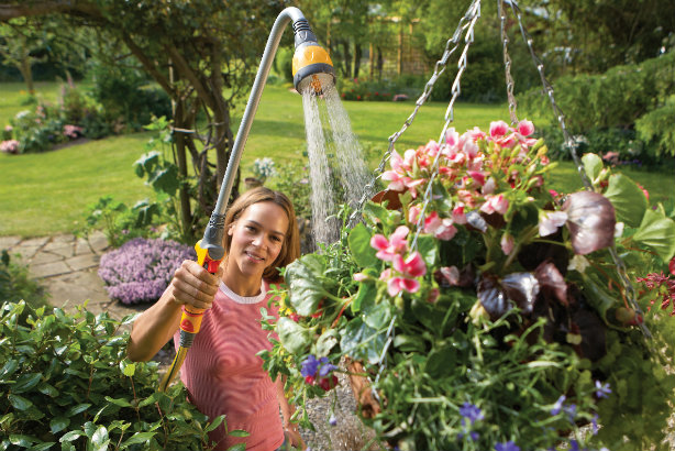 Hozelock: The gardening supplier is working with the agency The Ideas Network