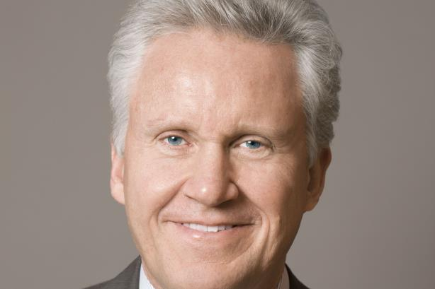 Jeff Immelt. (Image via GE's media relations page).