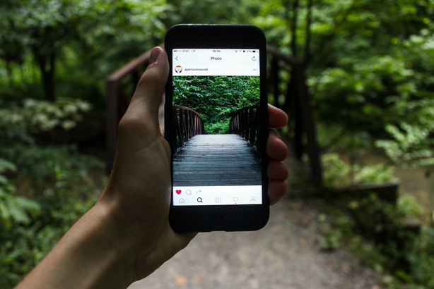 Instagram had the youngest users of the social networks analysed