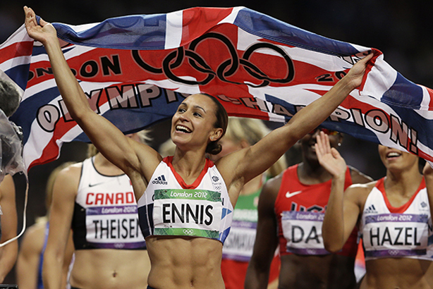 Olympic athletes: Not allowed to thank non-approved sponsors (credit: AP Photo/Kirsty Wigglesworth