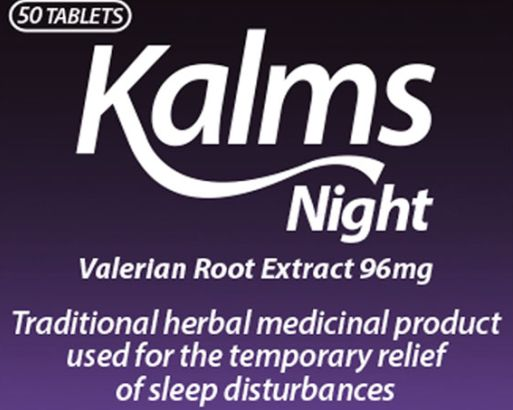 Kalms Night: Spink has won a retained PR contract for the herbal remedy brand
