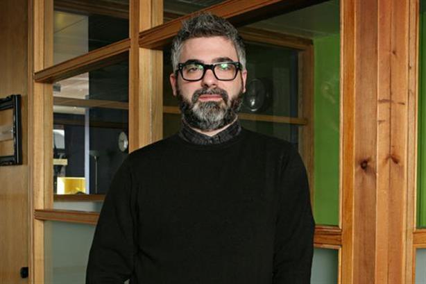 Neil Kleiner: heading up GolinHarris' social media division