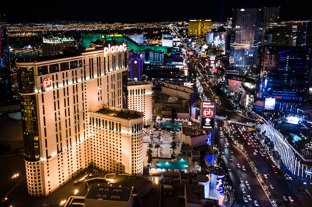 Las Vegas be the center of the political world tonight after the Republicans caucus in Nevada (By Adam Kliczek, CC BY-SA 3.0)