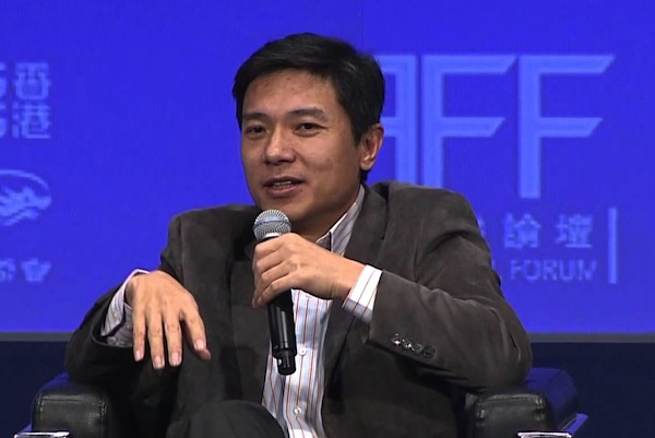 Baidu CEO Robin Li (source: YouTube)