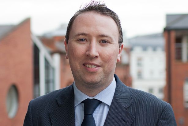 """Ruairi O'Kane: """"We want this initiative to help engage more young adults with the National Lottery funding story."""""""
