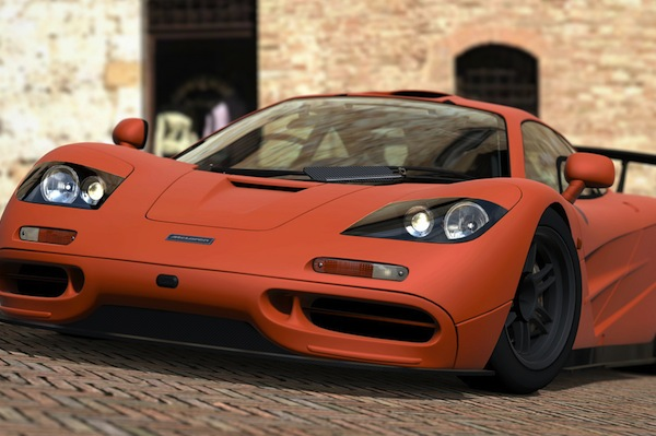 The McLaren F1, the brand's flagship road car (theBOGROLL/Flickr)