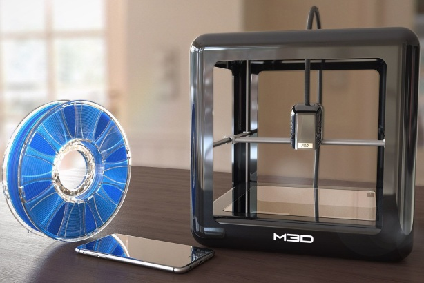 M3D Pro printer. (Image via Diffusion).