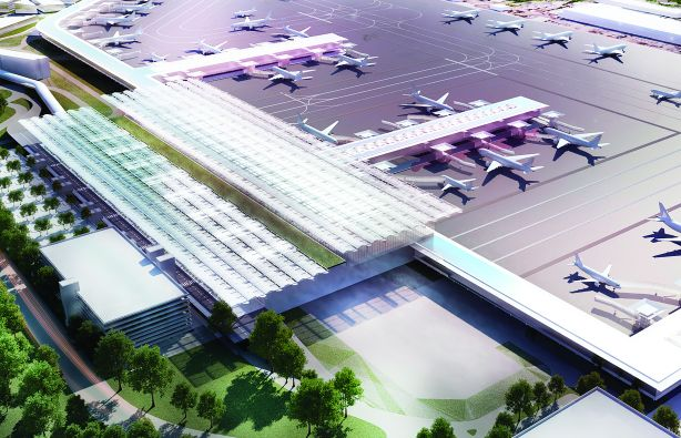 Manchester Airport: Citypress to advise on £1bn revamp