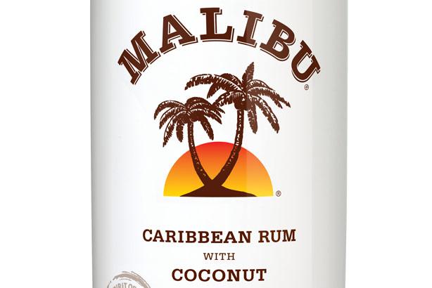 Malibu rum: targeting 18- to 24-year-olds (Credit: Pernod Ricard)