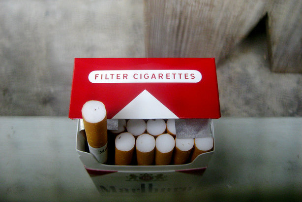 Marlboro: PMI's best known brand (Credit: Melanie Tata via Flickr)