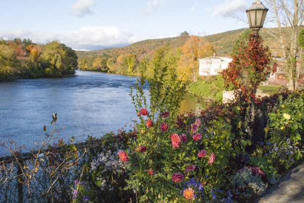 Mohawk River, Massachusetts: part of New England (Credit: Thinkstock)
