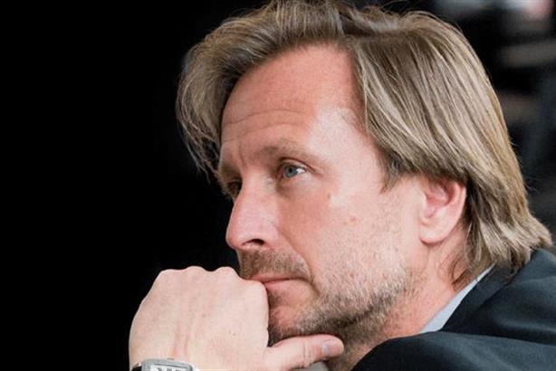 Marc Mathieu, SVP of marketing at Unilever