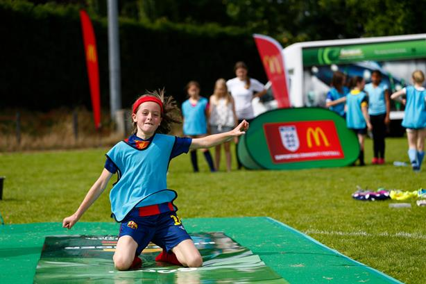 """McDonald's UK: New football campaign will have a """"disruptive"""" approach for the first time"""