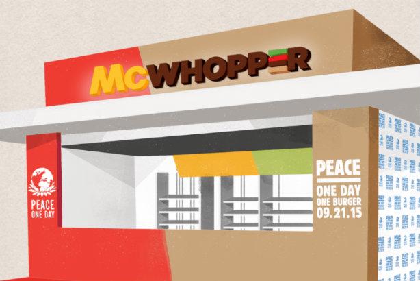 McWhopper store: Despite Burger King's best efforts, it looks like it won't take off